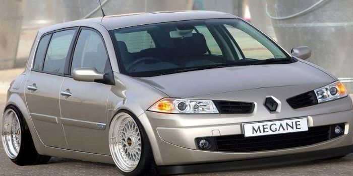 Renault Megane 2003-2008v