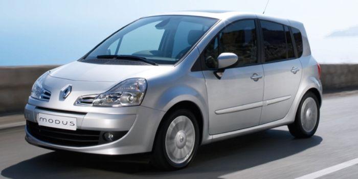 Renault Modus 2003-2004