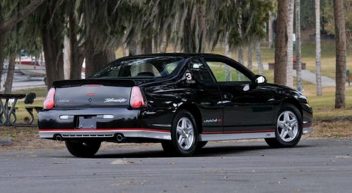 Chevrolet Monte Carlo LS 2002