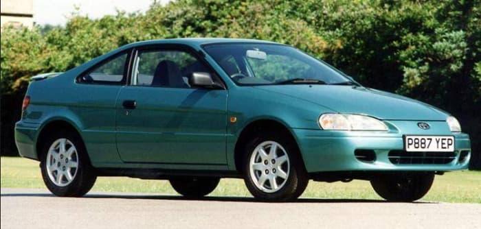 Toyota Paseo 1994