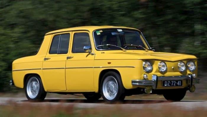 Renault Motor C1600