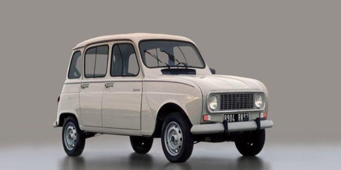 Renault 4 (Renoleta) 1961-1982