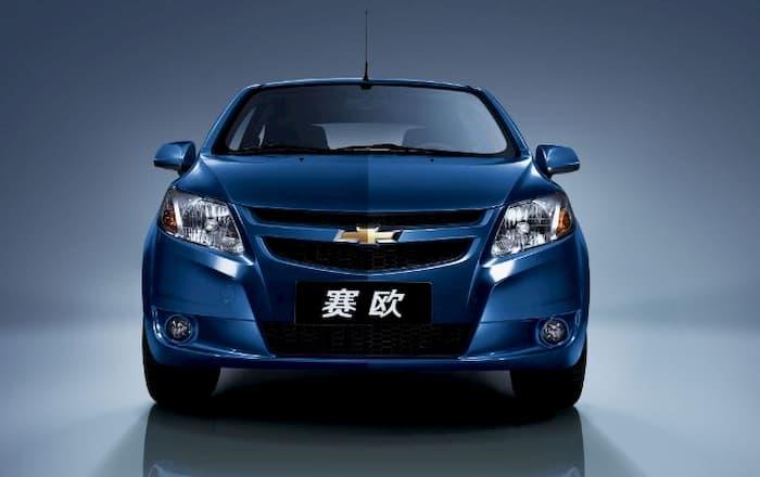 Chevrolet Sail 2010