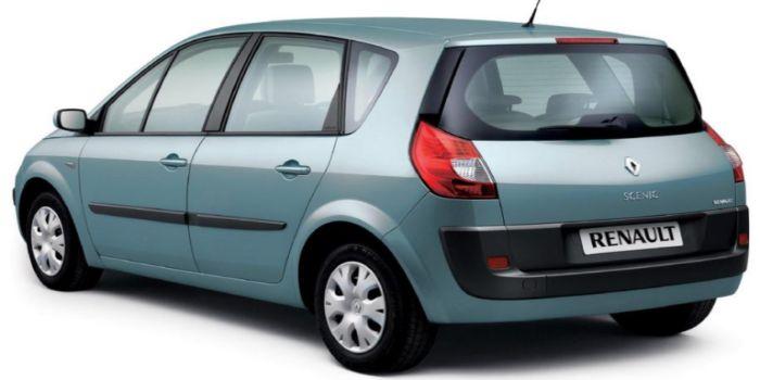Renault Scenic II 2003-2009
