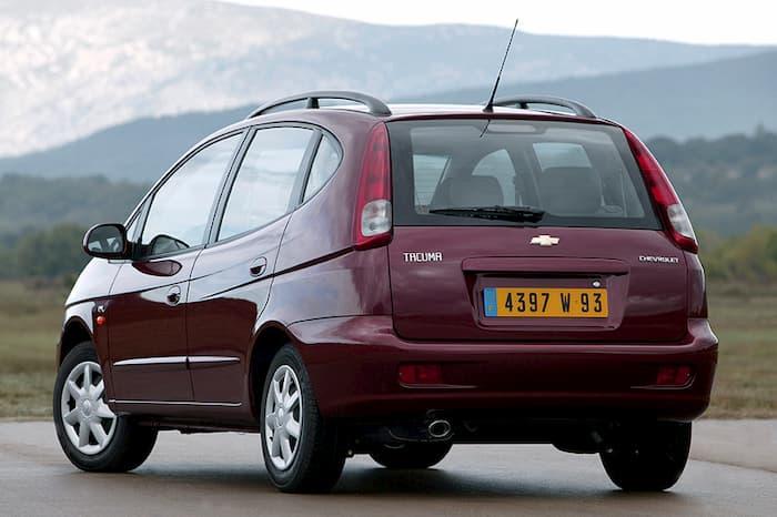 Chevrolet Tacuma Rezo 2004-2007 2.0L