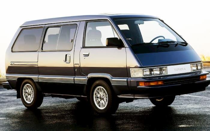 Toyota Townace Van 1987