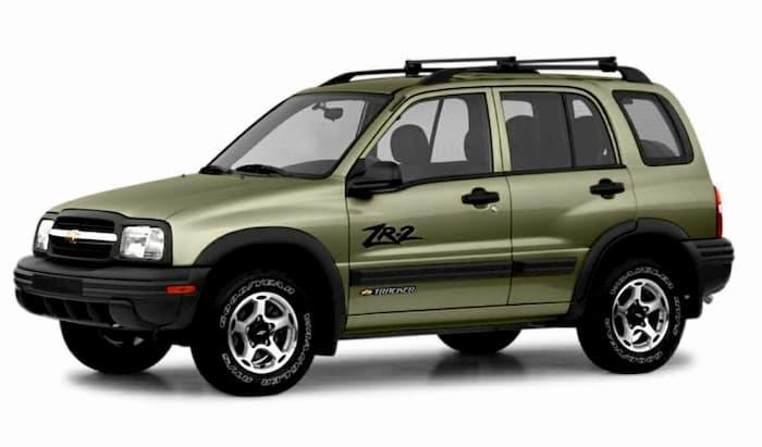 Tracker 2002