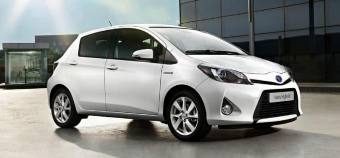 Toyota Yaris 2010-2011