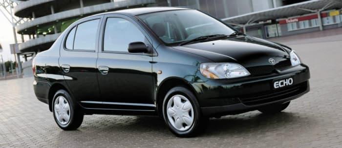 Toyota Echo 2000-2002