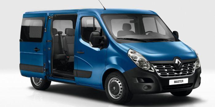 Renault Master Propulsión 2003-2008