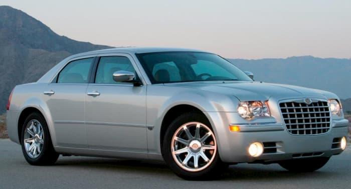 Chrysler 300-300c- Magnum 2006