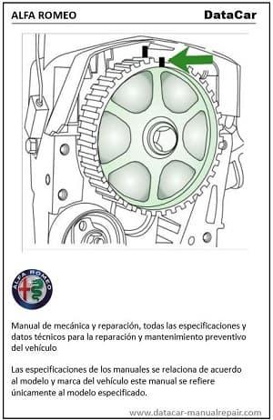 Alfa Romeo 147 2002 2009 3 2l Manual De Mecanica Pdf