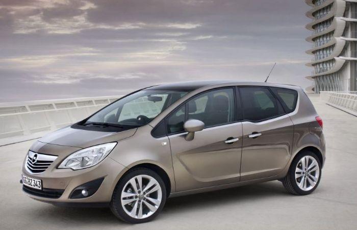 Opel Meriva A 2006-2010 1.3L