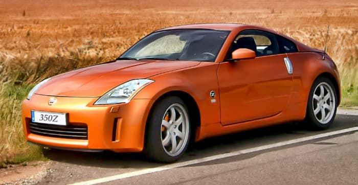 Nissan 350Z 2003-2006 3.5L