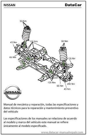 Descarga Gratis el manual de taller Nissan