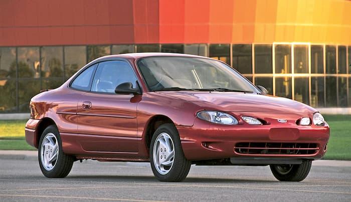 Ford Escort 2002 2.0L Zetec ZX2