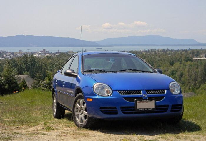 Dodge Neon SXT 2004