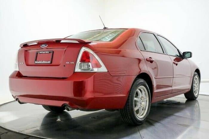 Ford Fusion SEL 2012 2.5L