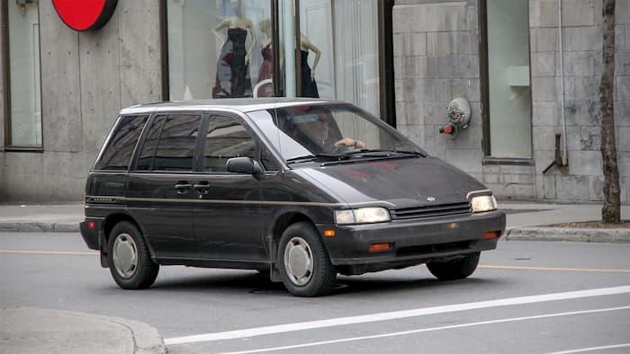 Nissan Axxess 1989