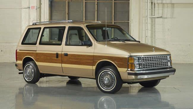 Dodge Caravan LE 1985