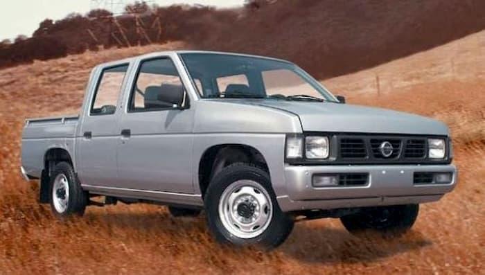 Nissan D21 Truck 1994