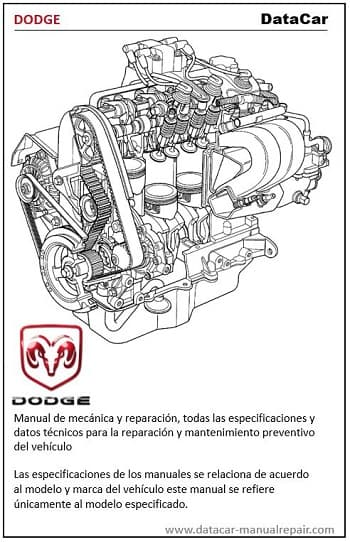 Descarga gratis manual de taller y reparación Dodge
