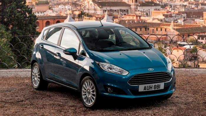 Ford Fiesta Titanium 2014 1.0L EcoBoost