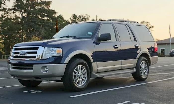 Ford Expedition 2011 5.4L