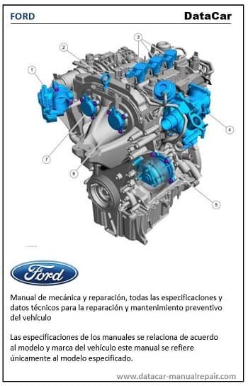 Descarga gratis manual de taller Ford Fiesta