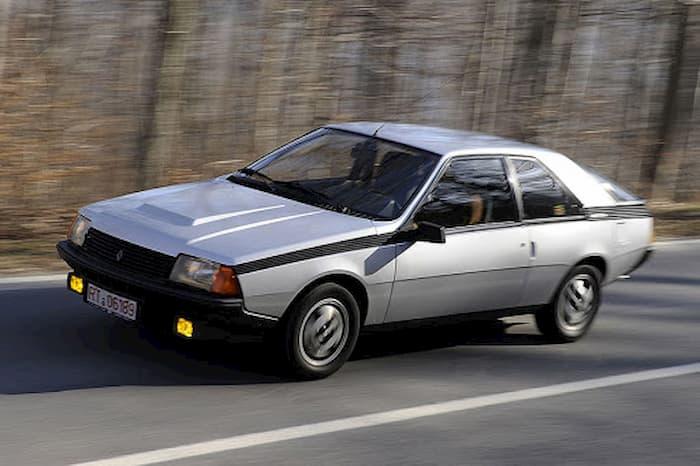 Renault Fuego 1994