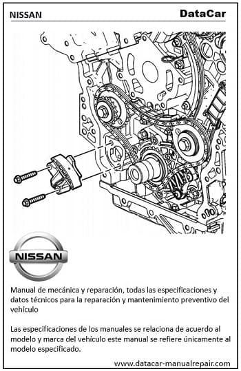 Descarga gratis manual de taller y reparación Nissan
