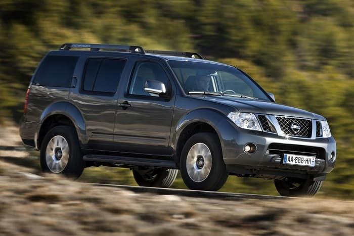 Nissan Pathfinder 1994-2011