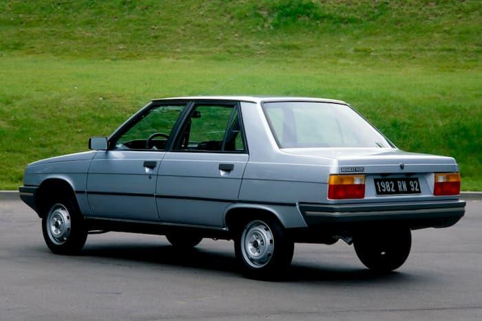 Renault 9 & 11 1987