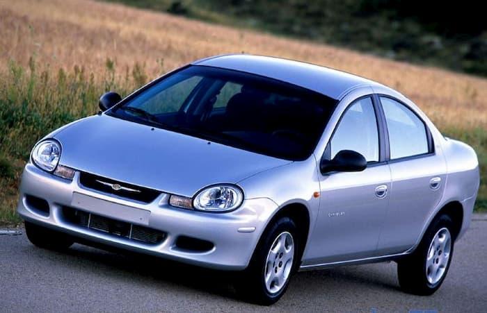 Dodge Neon RT 2002