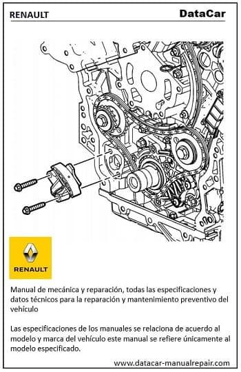 Renault Duster 2009 Manual De Mec U00e1nica Automotriz