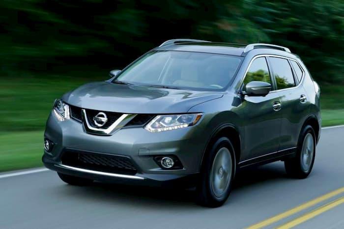 Nissan Rogue 2007-2015