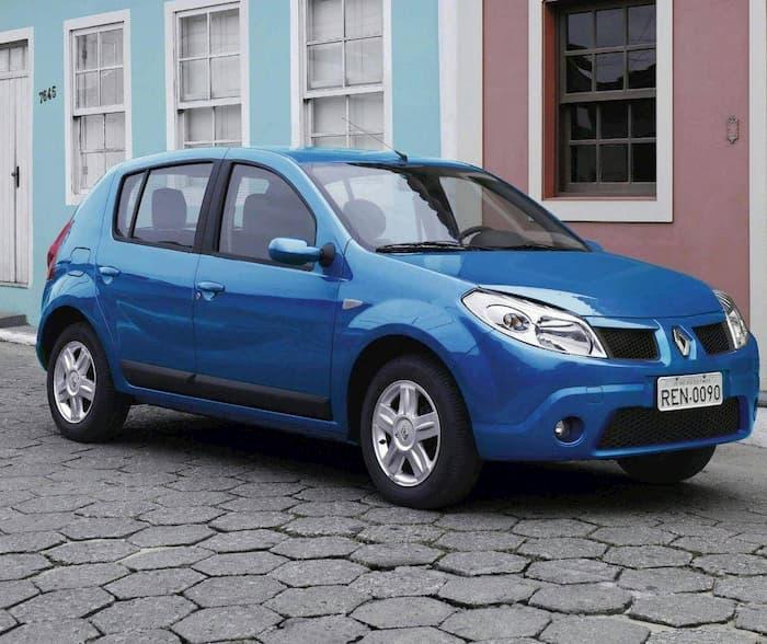 Renault Sandero 2008-2012