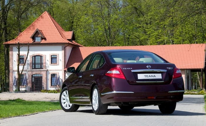 Nissan Teana J32 2008-2012