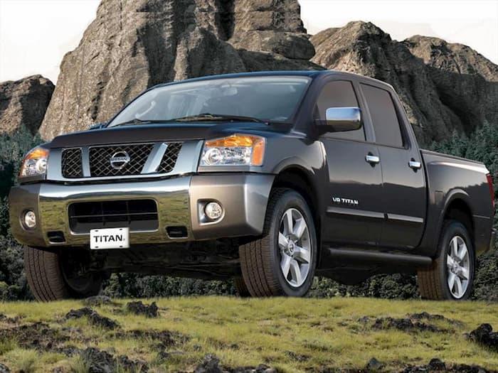 Manual de mecánica Nissan Titan 2004-2016