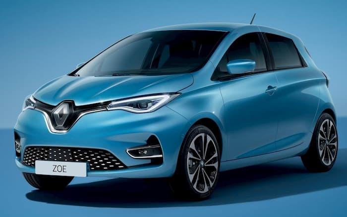 Renault Zoe 2012-2020