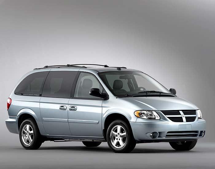 Dodge Caravan 2002-2007