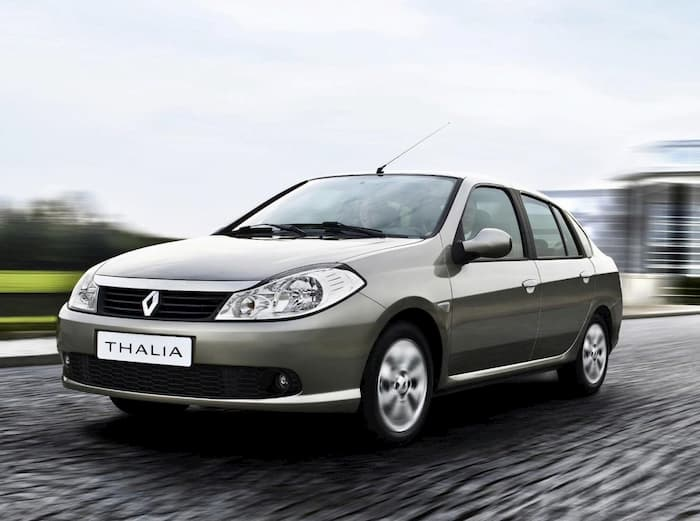 Renault Symbol/Thalia 2009