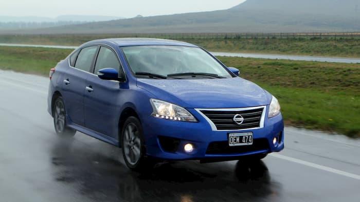 Nissan Sentra 1993-2014